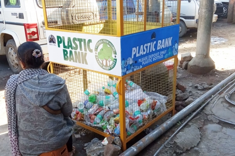 Kohima steps up Smart City goal with 'plastic bank'