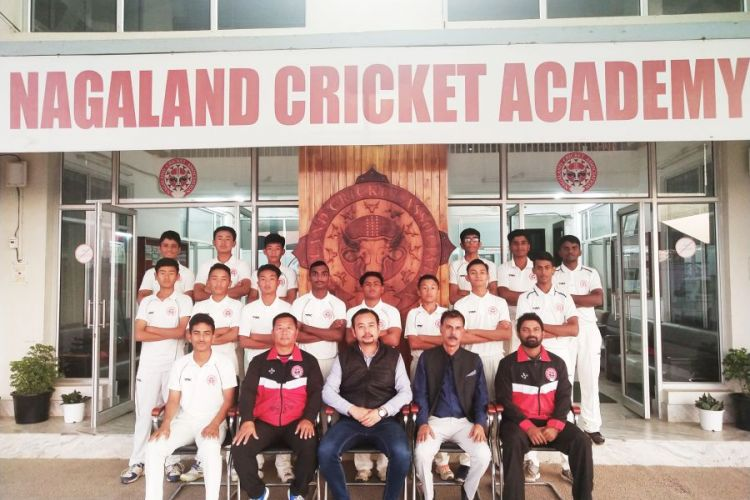 Nagaland U-16 men's team announced for Vijay Merchant Trophy pre quarter final