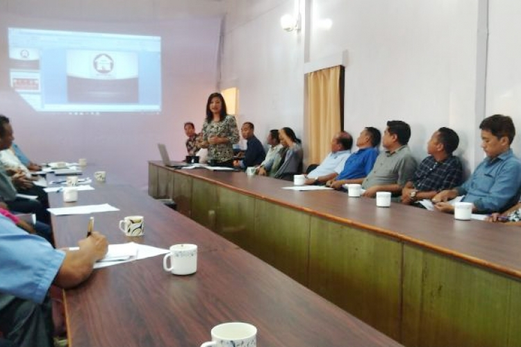 Government officers attend orientation prog in Tuensang