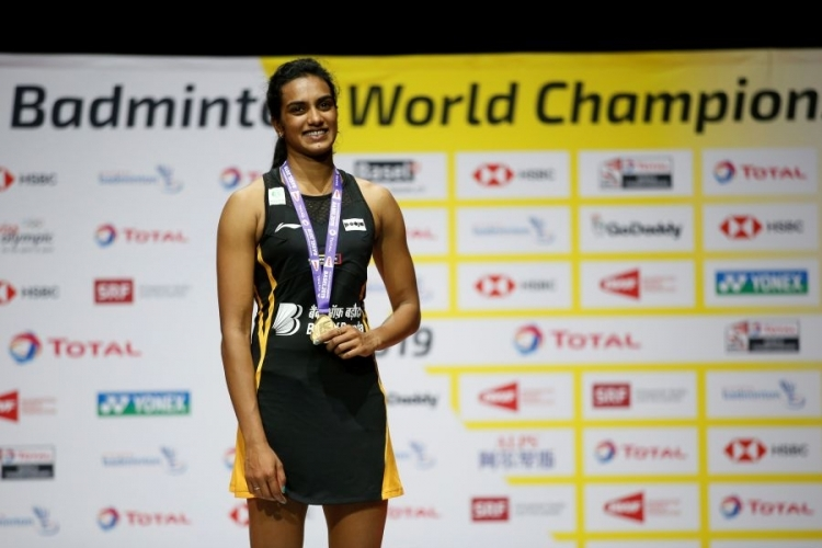 History maker Sindhu dominates Worlds like no other