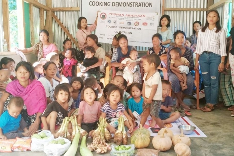 POSHAN MAAH: Nagaland joins nationwide campaign