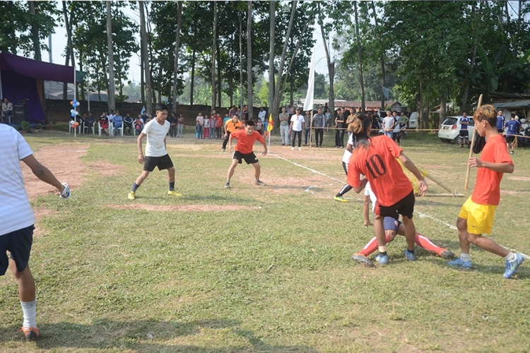2nd Theja Football Tournament begins