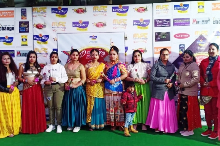 Grand Finale of North East Best Dancing Moms Season- 5