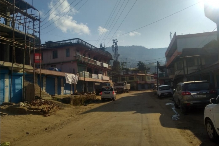 Nagaland 18-hour shutdown against CAB passes off peacefully