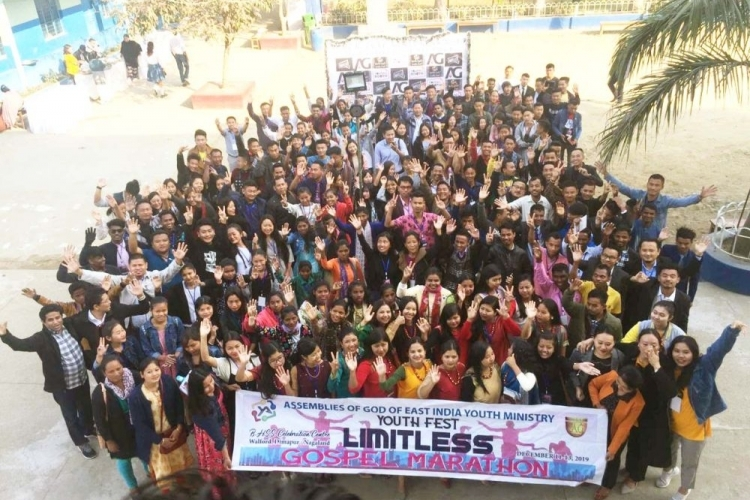 Assemblies of God of East India conducts youth fest