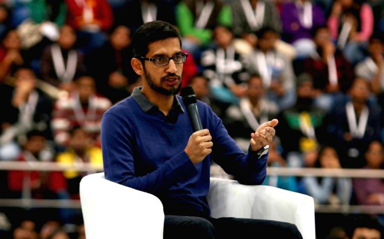Google bets big with several 'India first' features