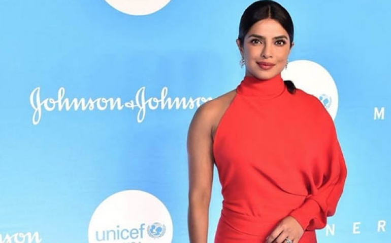 Priyanka: Serving as Goodwill Ambassador privilege of my life
