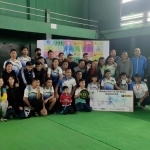 Shuttlers Chuchuyimpang 'B' win Mkg inter club badminton c'ship