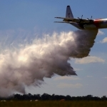 Canadian waterbomber plane crashes while fighting Australia bushfires, three dead