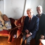 98 year-old British veteran visits Kohima