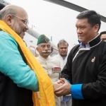 No intention to remove Art 371, says Amit Shah in Arunachal