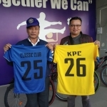 Challenger Cup jersey unveiled