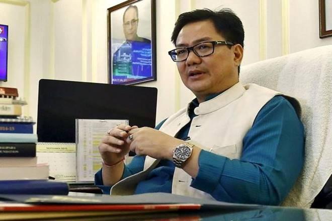 Kiren Rijiju (Reuters File Photo)