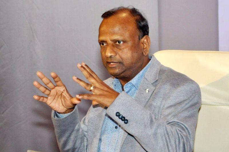 State Bank of India (SBI) chairman Rajnish Kumar. (Kuntal Chakrabarty/IANS Photo)