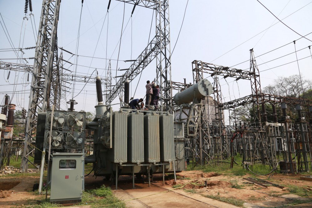 One power lineman in the process of disengaging lines at a distribution transformer at the NMM road-Landmark Colony Junction was accidentally electrocuted on July 9. (Representative Image: Morung File Photo)