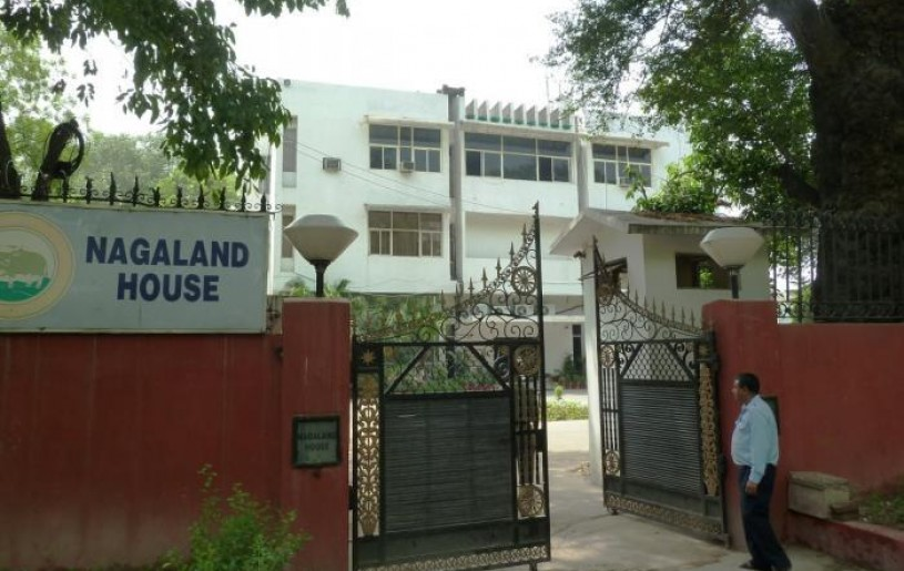 According to official sources, the first case was detected last week when an employee who had returned from Nagaland on June 10 .   (Photo Courtesy: http://wikimapia.org/)