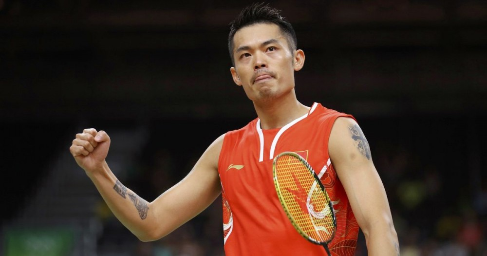 Lin Dan became the first badminton player to seal the sport's 'Super Grand Slam' by winning all nine of its major titles in 2011. (Reuters File Photo)