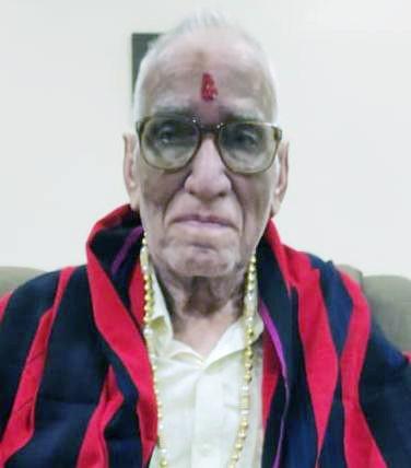 Late Shantilalji Chhabra