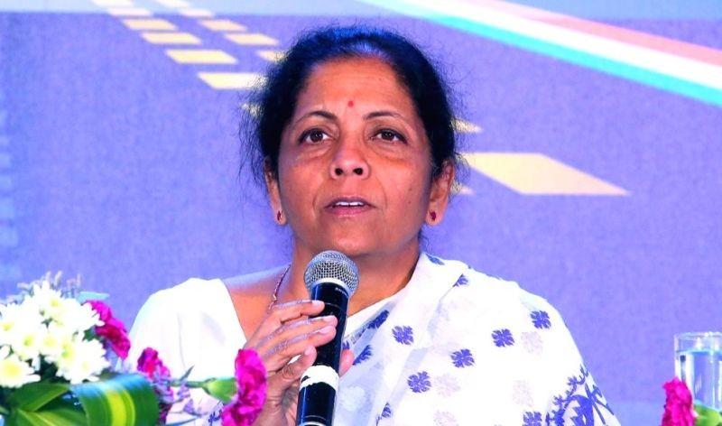 Nirmala Sitharaman. (IANS File Photo)