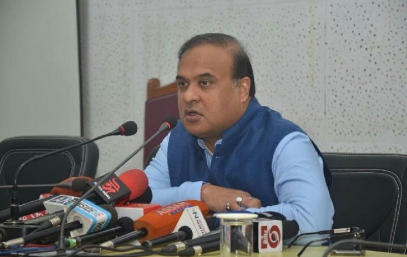 Assam Education Minister Himanta Biswa Sarma. (PTI Photo))