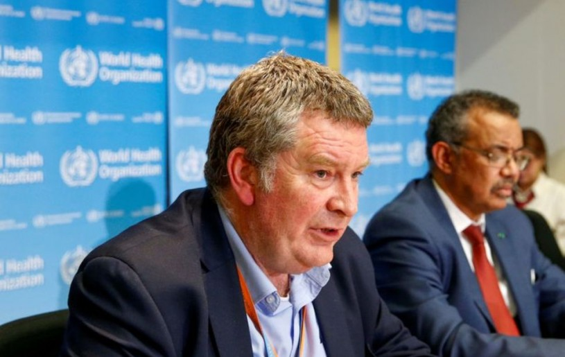 FILE PHOTO: Executive Director of the World Health Organization's (WHO) emergencies program Mike Ryan speaks at a news conference on the novel coronavirus (2019-nCoV) in Geneva, Switzerland February 6, 2020. REUTERS/Denis Balibouse/File PhotoREUTERS