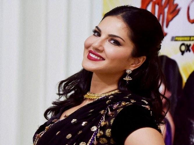 Actress Sunny Leone. PTI file photo