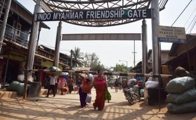 Around 15,500 Myanmar refugees deepen Covid distress in Mizoram