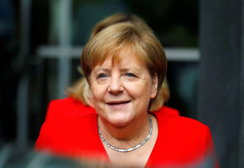 Merkel: No need for fiscal stimulus package right now