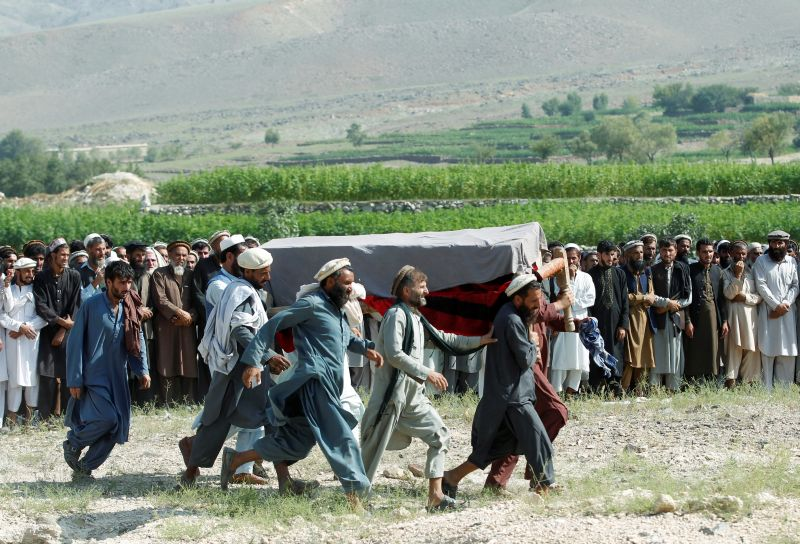 U.S. drone strike kills 30 pine nut farm workers in Afghanistan