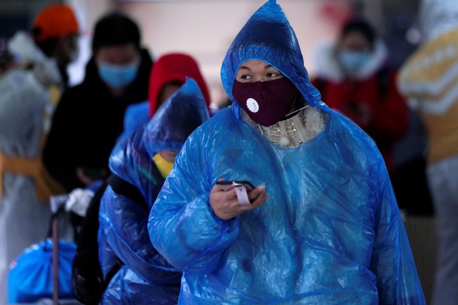 China's coronavirus deaths surpass SARS as millions stagger back to work