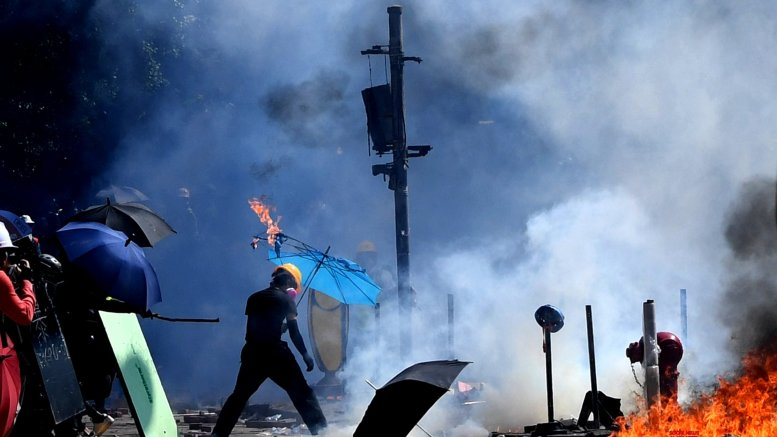 HK varsities struggle to recover from protest chaos