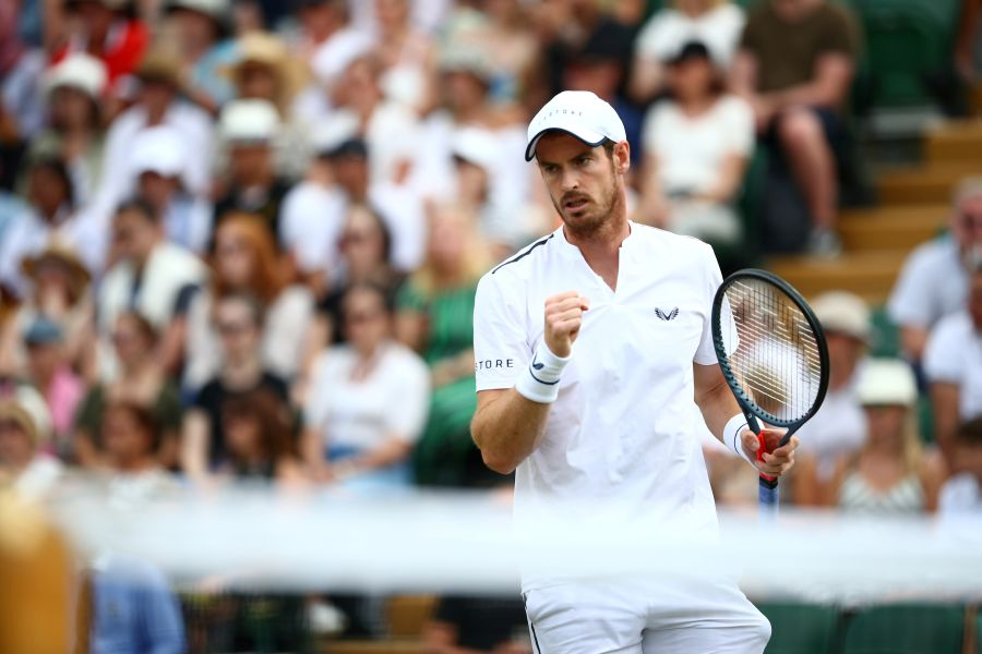 Tennis: Murray expects to be back to peak physical fitness by January