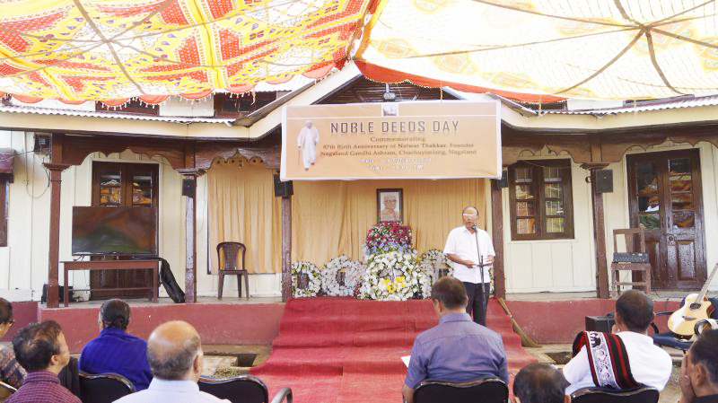 Chuchuyimlang observes 'Noble Deeds Day'