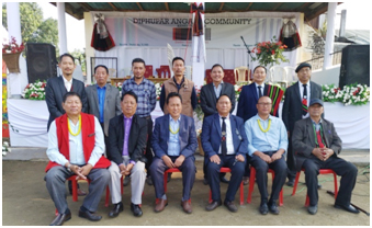 Diphupar Angami Community called to maintain peace and unity