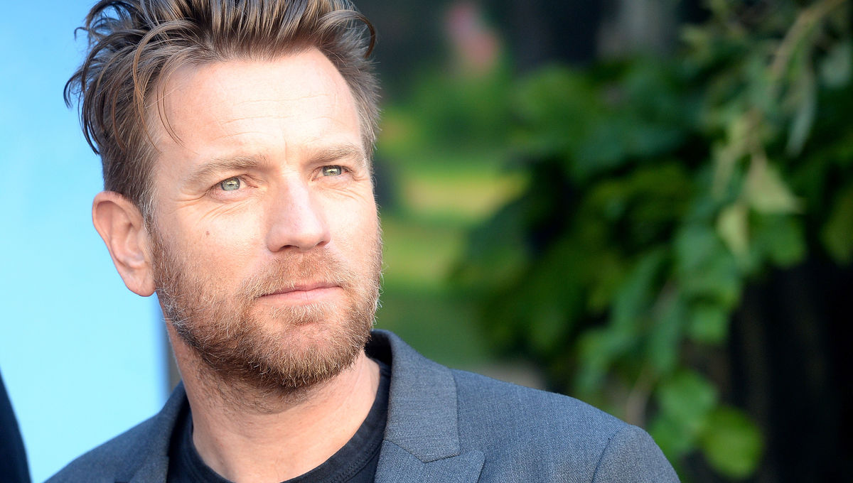 Ewan McGregor: Happy to wake up and not go to work