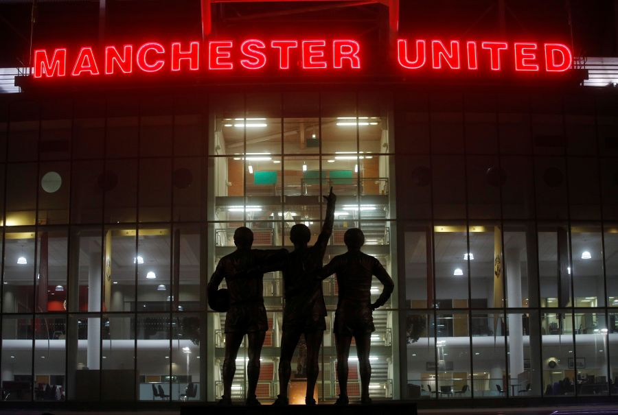 Man United seek permission for 1,500 'safe standing' seats