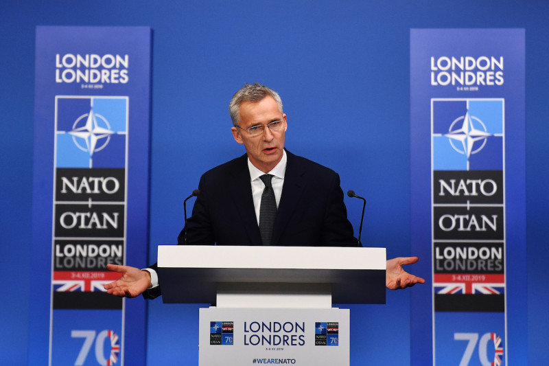 Political solution needed in Afghanistan: NATO