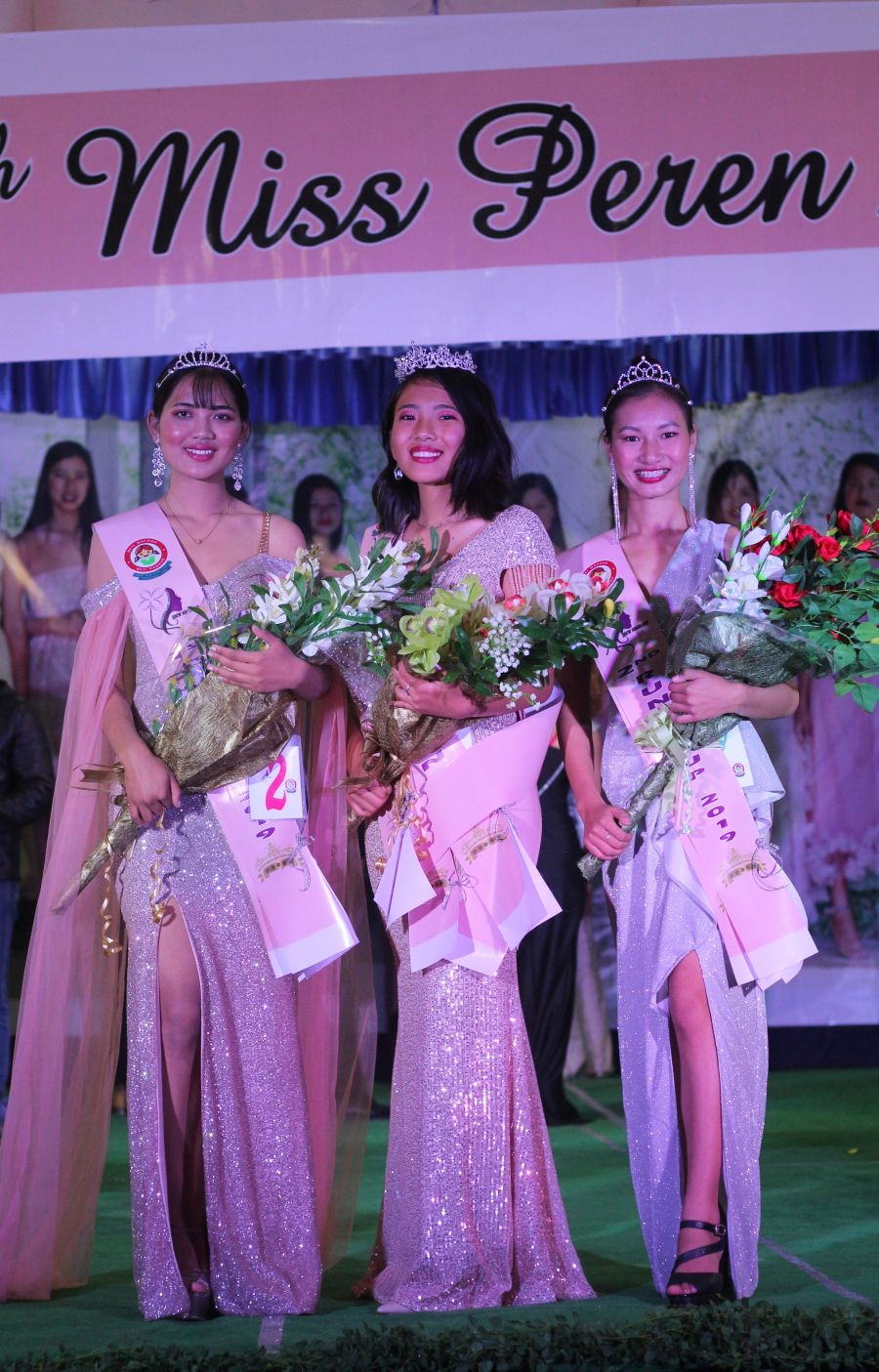 Gimlule crowned 12th Miss Peren 2019