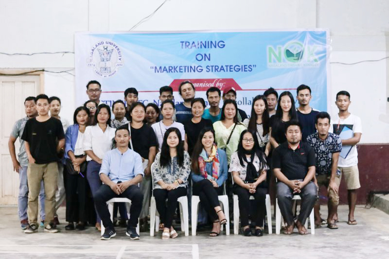 STINER TFC-NU & NOK organize training on 'Marketing Strategies'