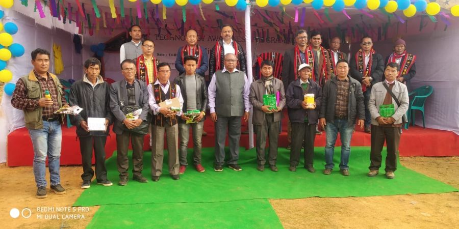 Nagaland & Manipur hold Mithun Mela in Kamjong district