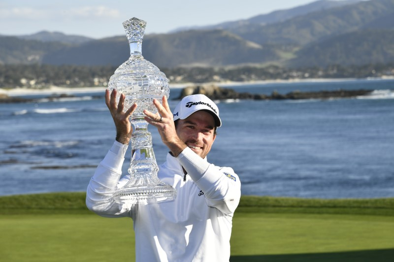 Canada's Nick Taylor wins Pebble Beach Pro-Am by four strokes — CP NewsAlert