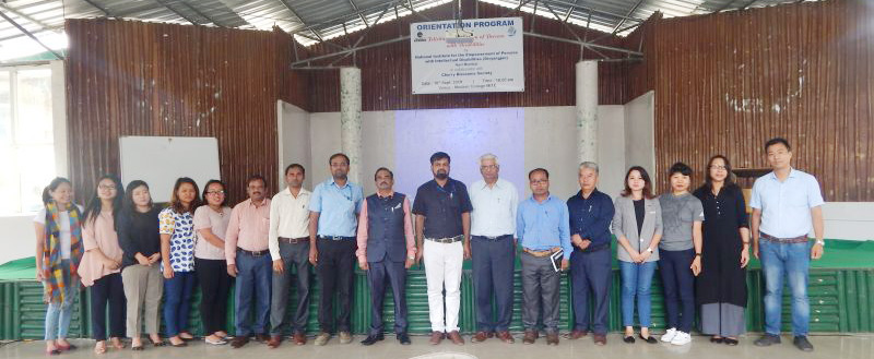 Orientation programme on disabilities held at MITE