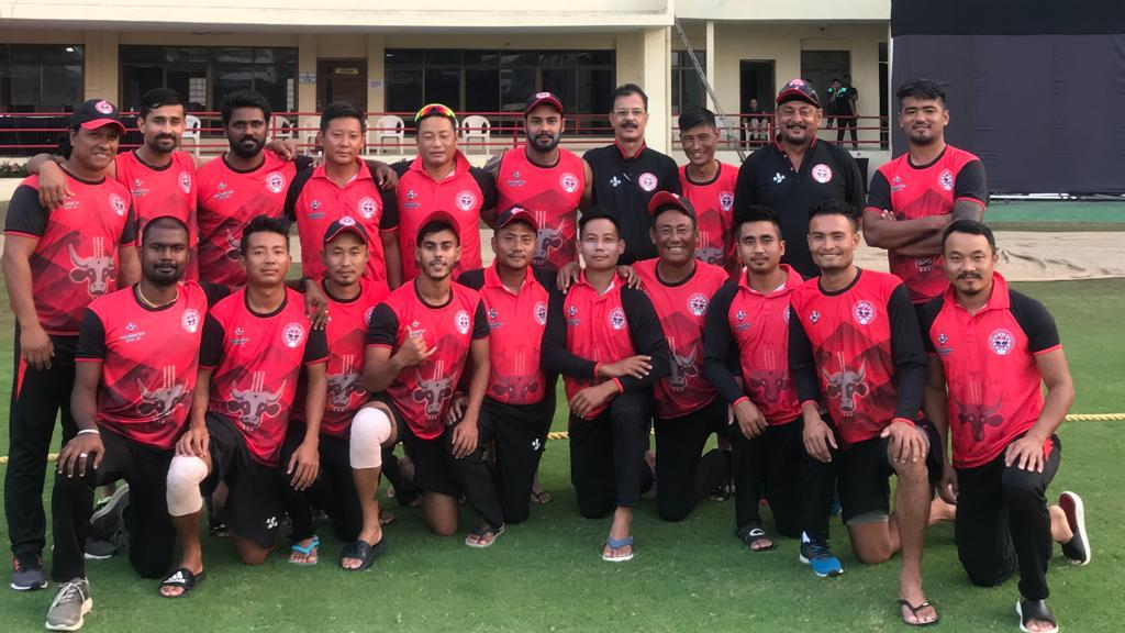 Nagaland register first-ever T20 National win