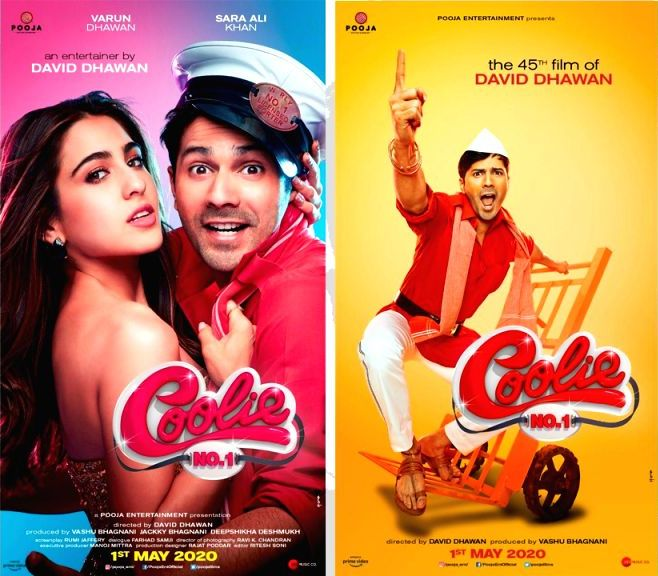 Image result for varun dhawan coolie no