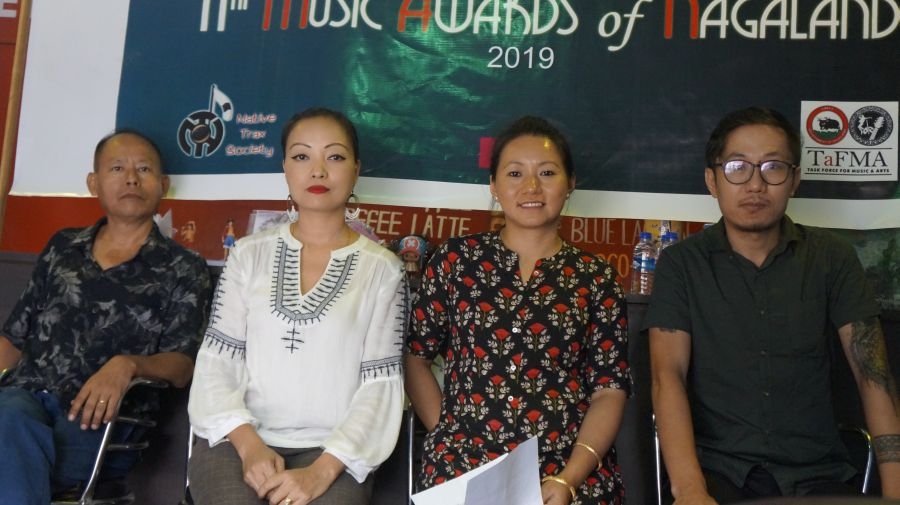 Music Awards of Nagaland 11th edition on November 9