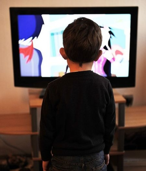 Children Spend Too Much Time On Electronic Devices