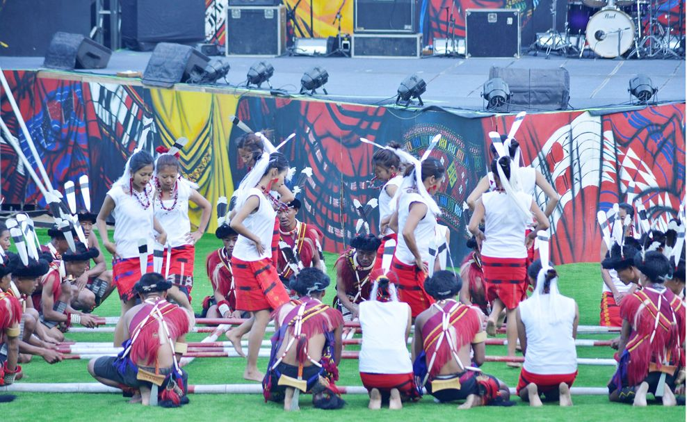 Cultural Connect - true essence of Hornbill Festival