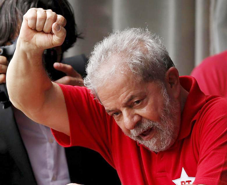 Brazil court ruling could free jailed ex-Prez Lula