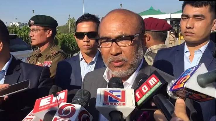 Amit Shah assured ILP will be introduced in Manipur: CM