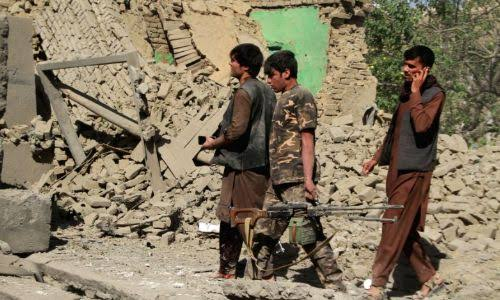 23 security personnel killed in Afghan attack